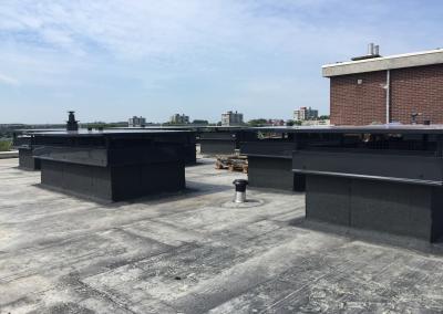 Renovatie schoorstenen